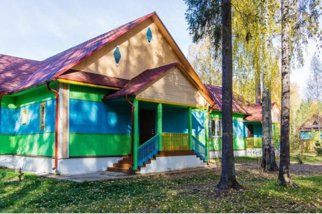 Детский лагерь Максатиха Кэмп