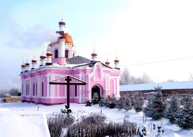 Николо-Теребенский монастырь