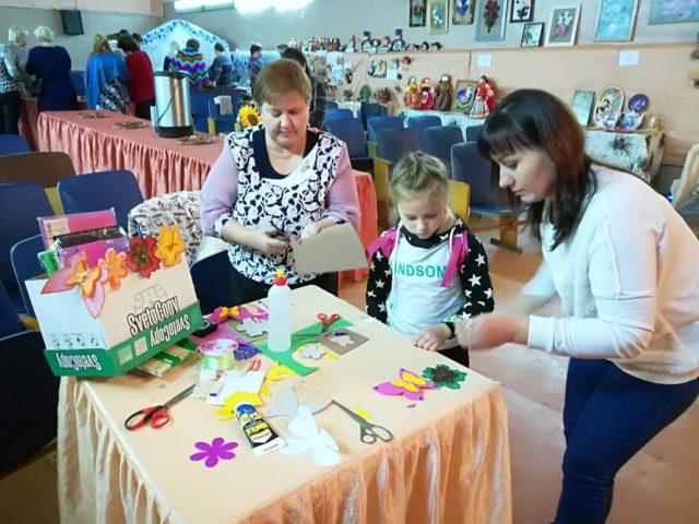 Праздник мастеров декоративно-прикладного искусства